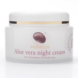Aloe Vera nachtcreme
