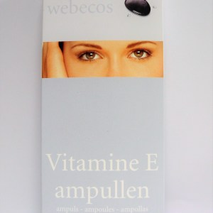 Ampullen Vitamine E   10 x 3 ml