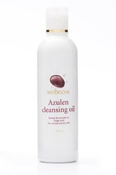 Azuleen cleansing oil