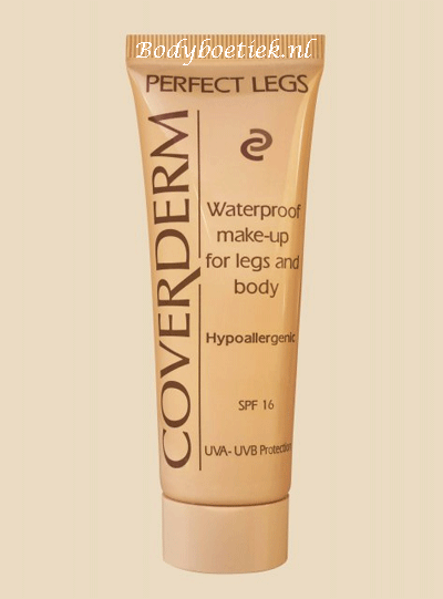 Coverderm Make-up Remover