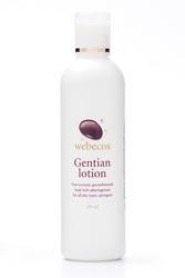 Gentian lotion