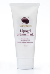 Lipogel cream mask