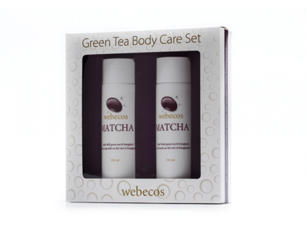 Matcha Body Care Giftset