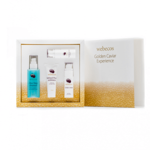 50+ Giftset Golden Caviar Experience
