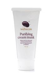 Purifying cream mask