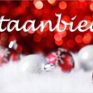 Kerstaanbieding