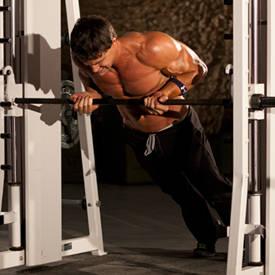 Reverse-grip push-up