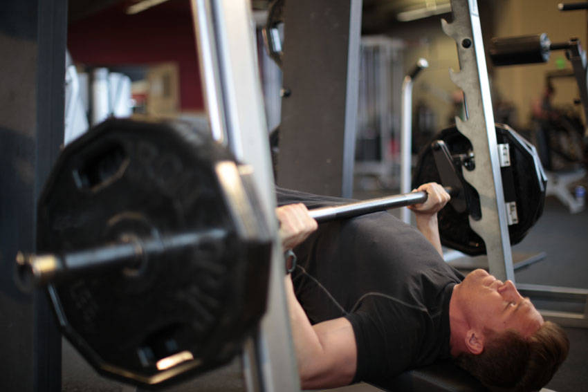 Smith Machine Decline Press Exercise Guide And Video
