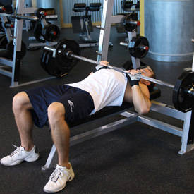 close-grip-barbell-bench-press-instruction-step-1