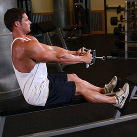 Seated-cable-row-instruction-step-1
