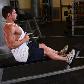 Seated-cable-row-instruction-step-2