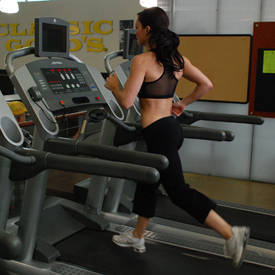 Running, Treadmill