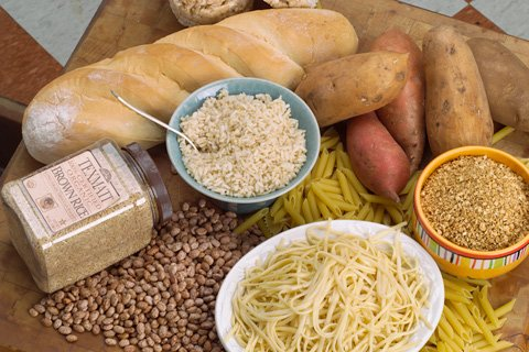 You need some carbs to fuel your exercise