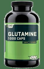 Optimum Glutamine 1000 Caps