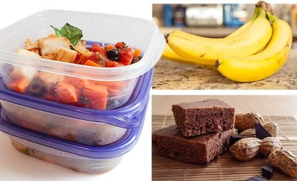 By eating 3 meals and 2 snacks per day you will boost your metabolism and your body will burn stored fat.
