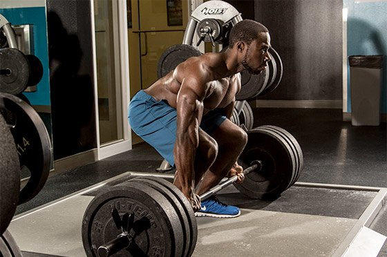 Incorporate a progressive strength-training program that focuses on exercises such as deep squats, deadlifts, power cleans, and lunges.