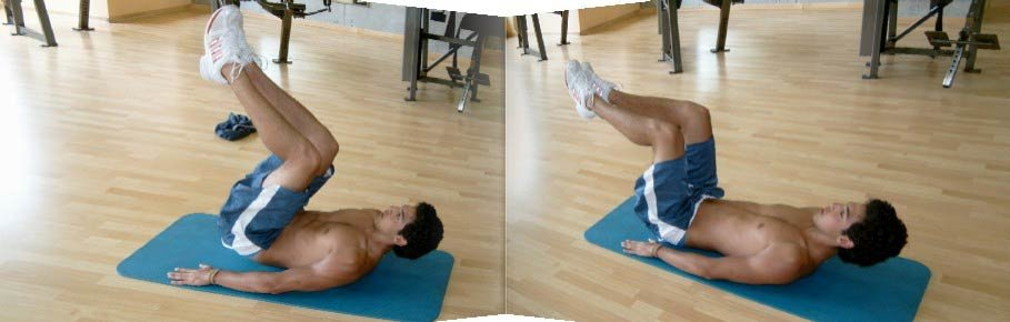 Nine Exercises For Perfect Abdominals