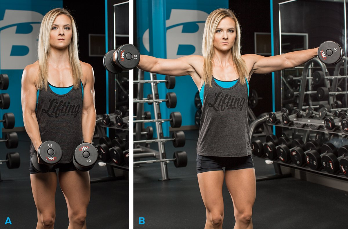 La S 6 Exercises Fory And Shapely Shoulders