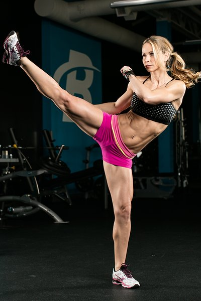 Zuzka Lights 15 Minute Lower Body Workout