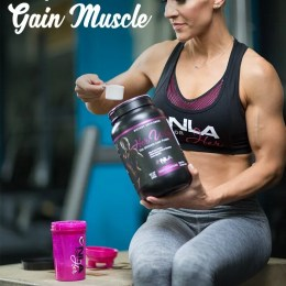 8 Tips To Help Women Gain Muscle