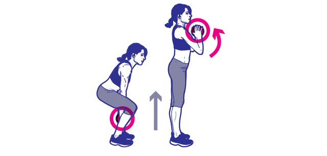 The One Weight Total Body Do Anywhere Workout