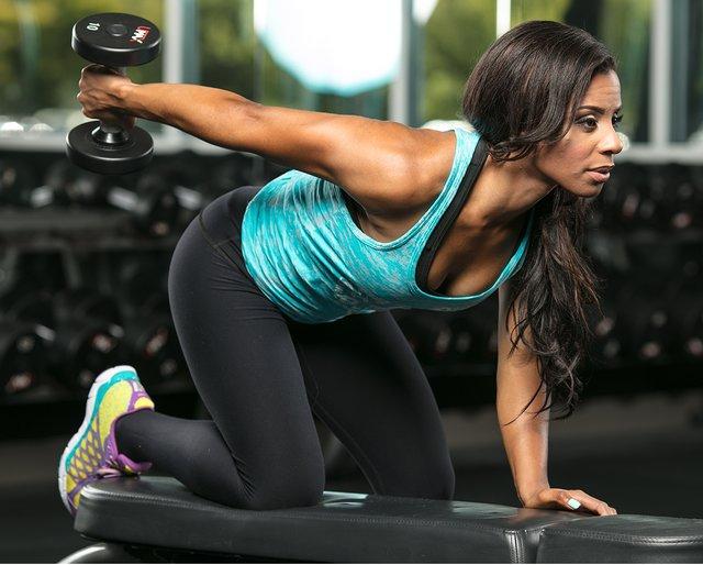 Triceps Kick-back