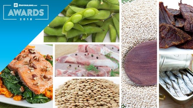 40 best high protein foods