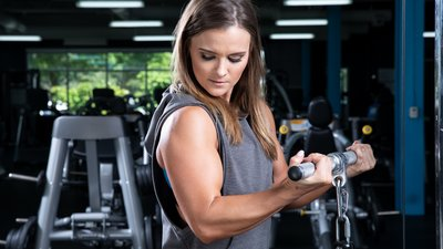 Arm Workouts for Women: 3 Workouts to Build Size and Strength