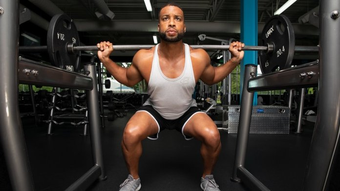 change up your sweat session with these 7 squat moves header