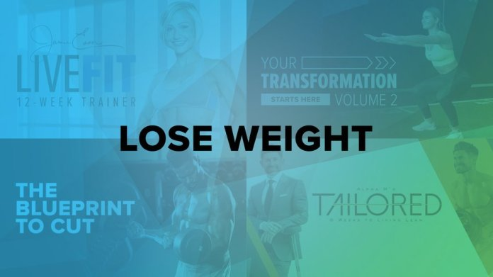 lose weight workout plans that give results header