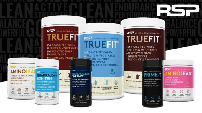 supplement company of the month rsp header