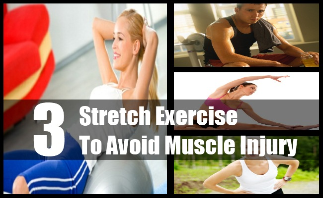 Exercise To Avoid Muscle Injury