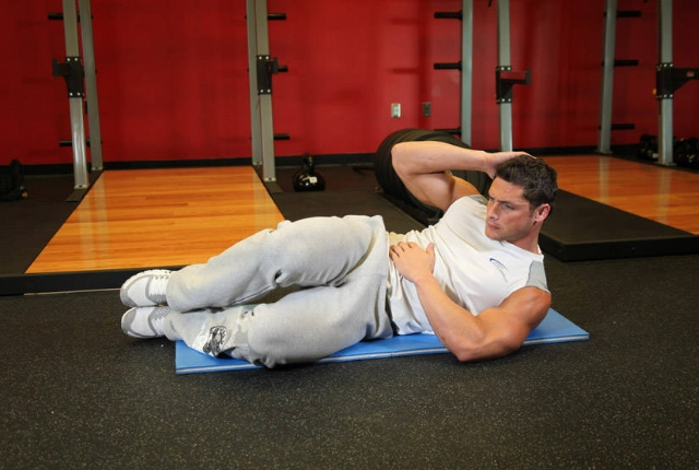 Abs And Oblique Exercises