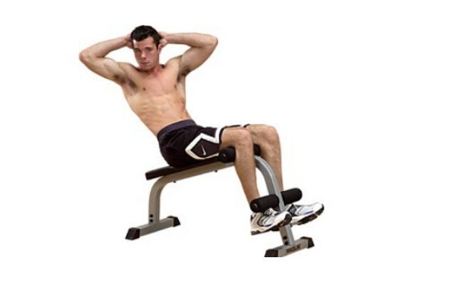 PowerLine Ab Bench