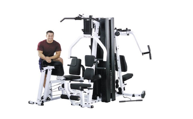 Powerline PHG1000W Home Gym