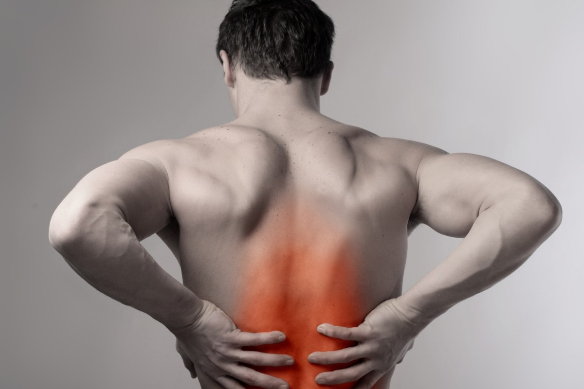 6 Treatment For A Pulled Lower Back Muscle