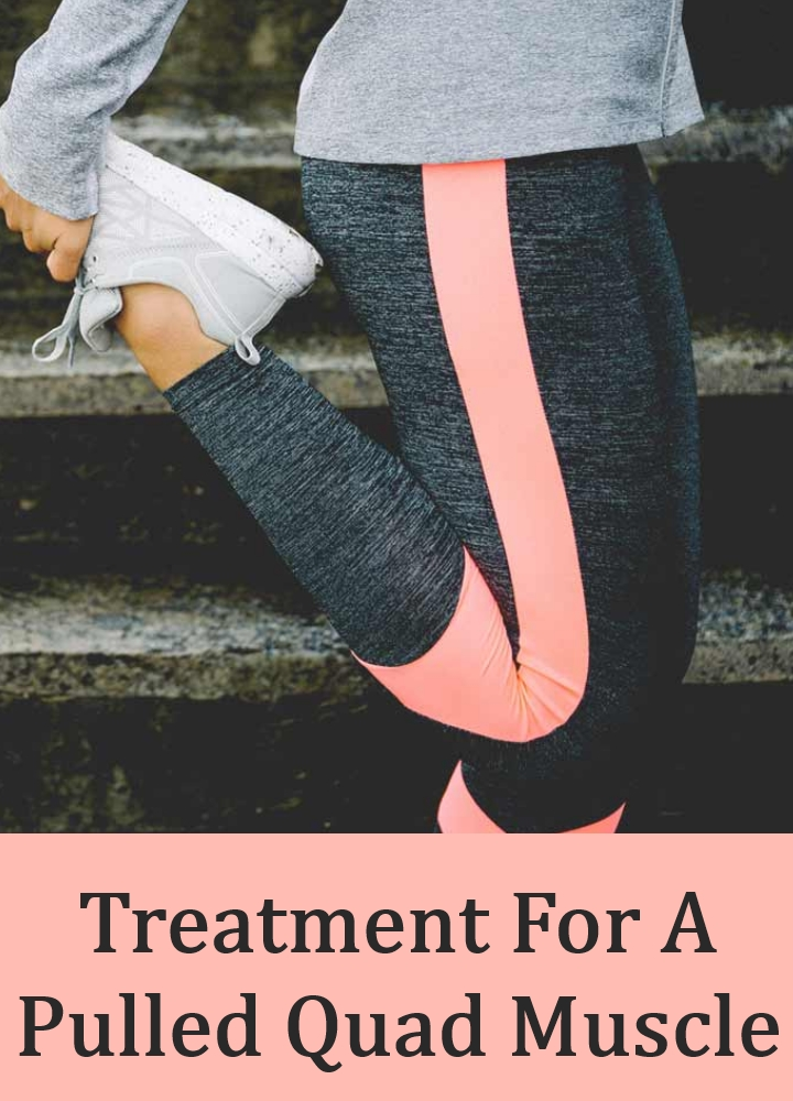 Treatment For A Pulled Quad Muscle