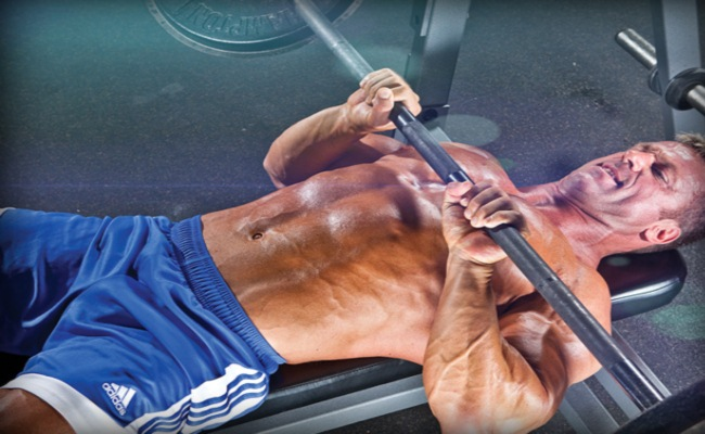 Short Grip Bench Press