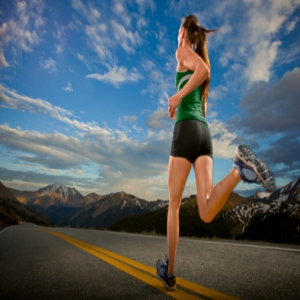 run slow and for longer duration