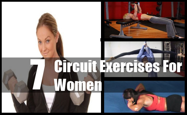 Circuit Exercises For Women