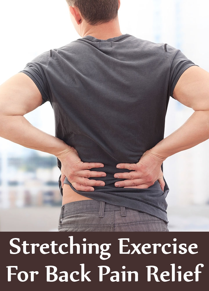 Stretching Exercise For Back Pain Relief