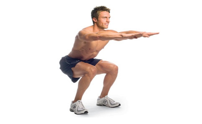 Concentrate On Whole Body Or Split Work Out