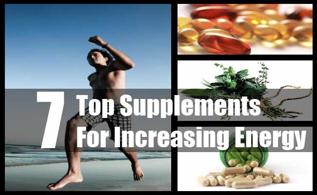 Supplements For Increasing Energy