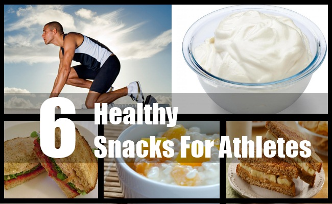 Snacks And Nutritional Tips For Athletes