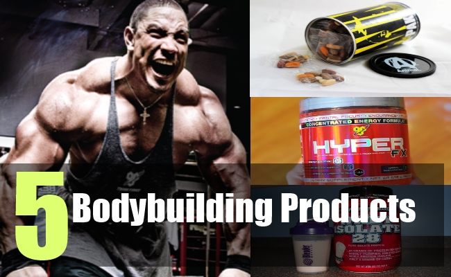 5 Bodybuilding Products