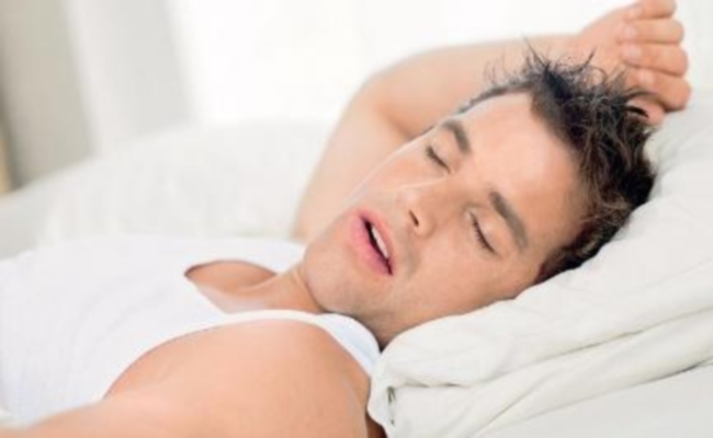 Bodybuilders Get Restful Sleep