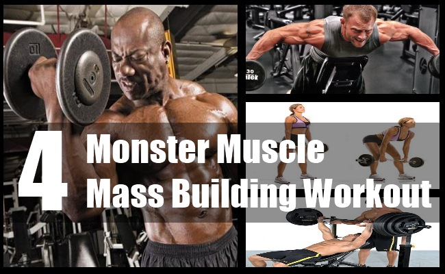 Muscle Mass Building Workout