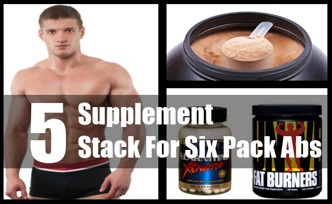 Supplement Stack For Six Pack Abs