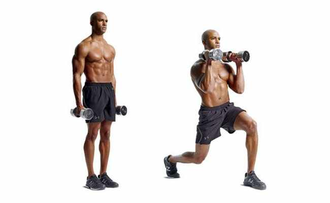Dumbbell Bicep Curl
