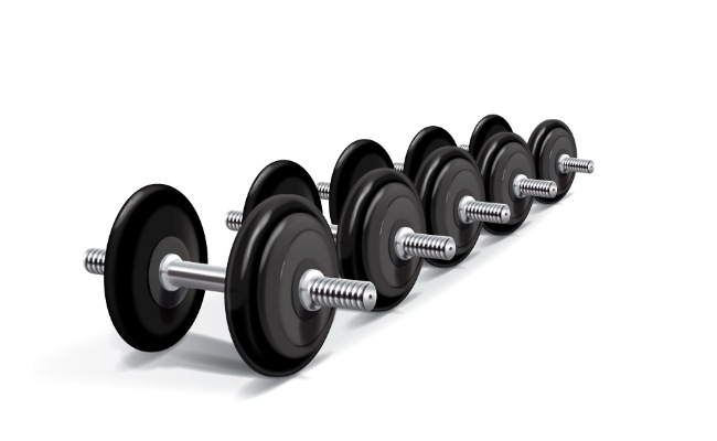 Decide Weight Of Your Dumbbells